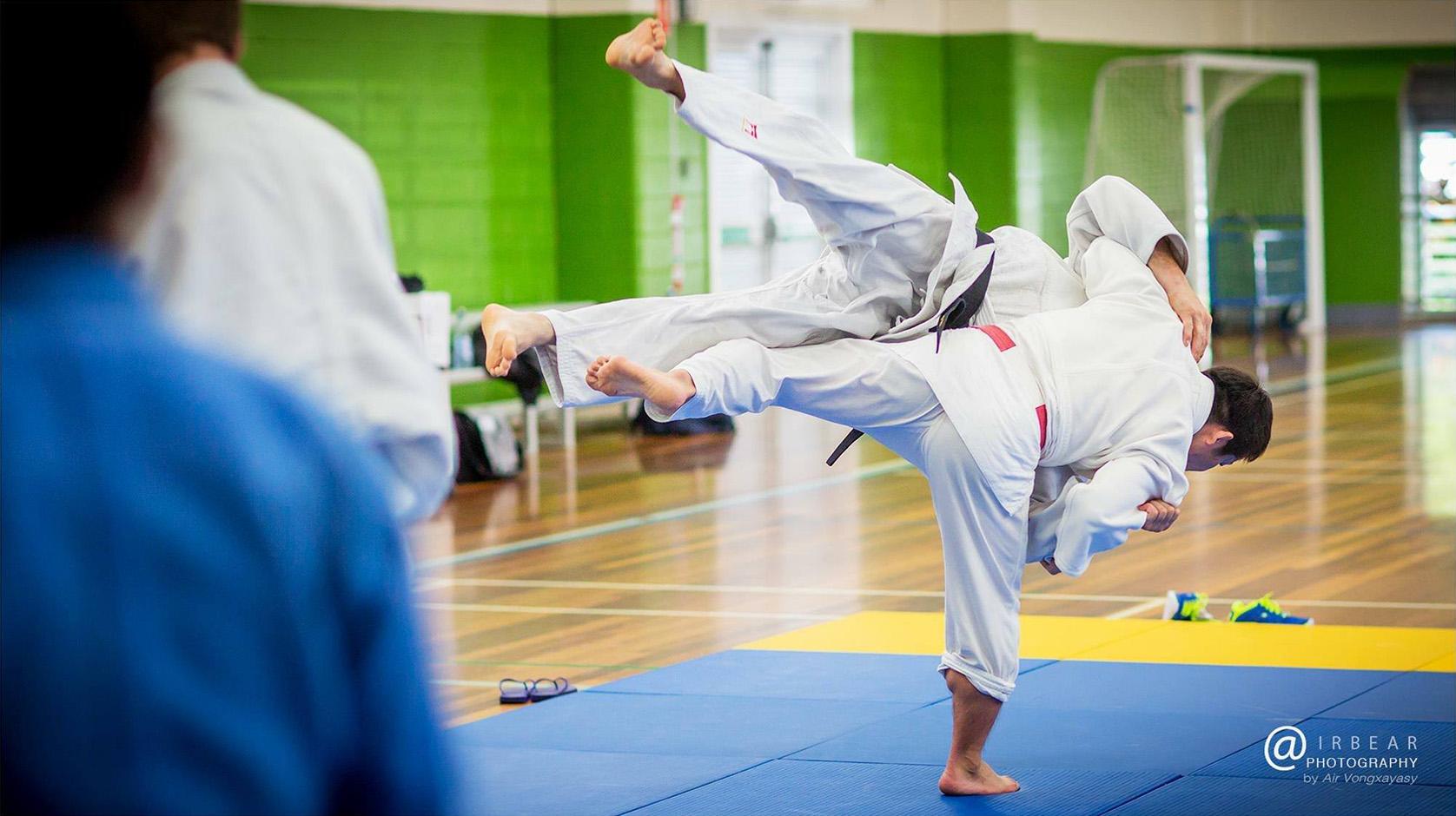 Training – Brisbane Judo Club